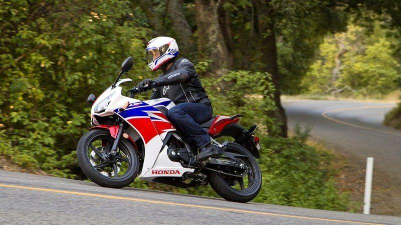 2015 - 2017 Honda CB
