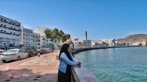 Cerita Transit di Oman