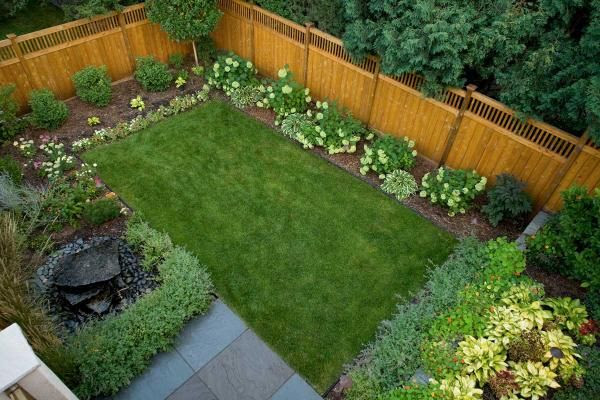 Small Backyard Landscape Privacy Ideas