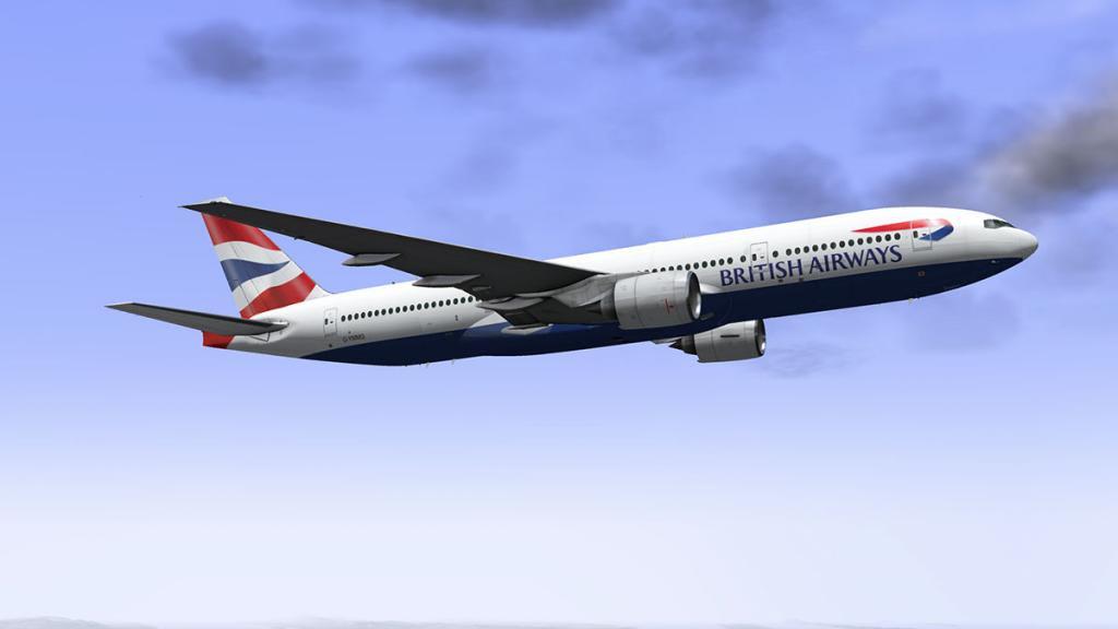 FlightFactor Boeing 777 Pro-Extended v1 9 4 (X-Plane 10&11) - Ariel
