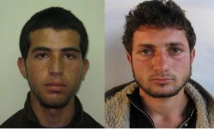 Hakem and Amjad Awwad, susepcts in Itamar murders