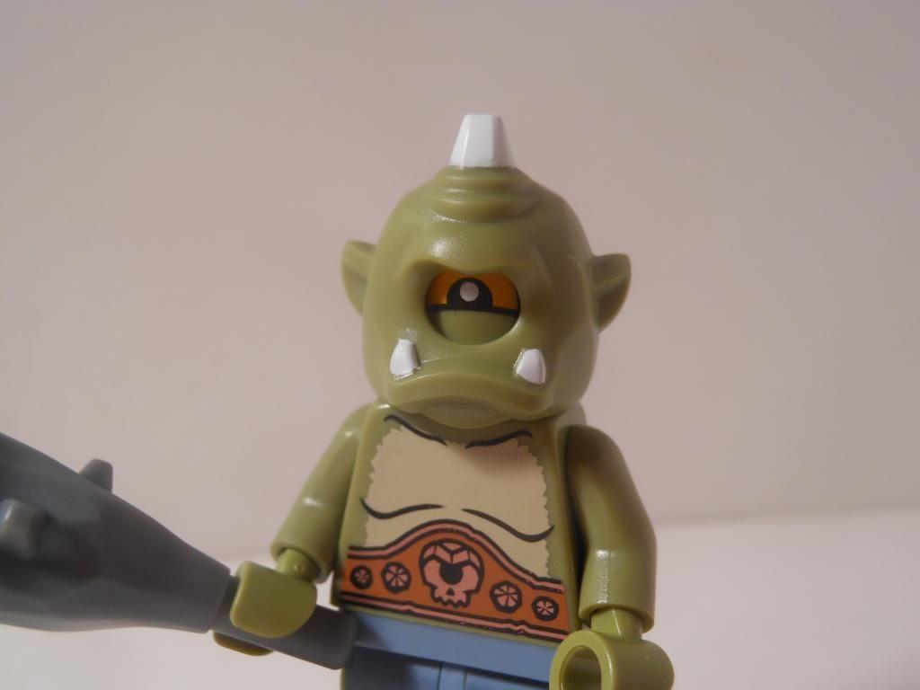 Lego cyclops