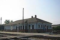 Toccoa Amtrak Station