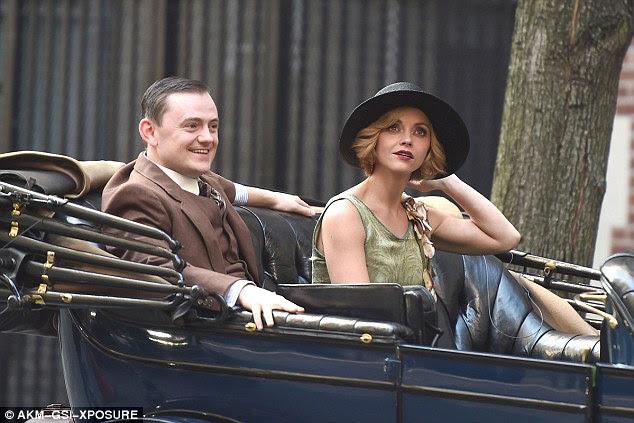 Em breve: O novo show biográfico será centrada sobre a vida e os tempos de Zelda, traçando seu relacionamento e casamento após a F. Scott em 03 de abril de 1920