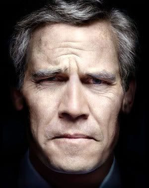 Josh Brolin as the Dubya.