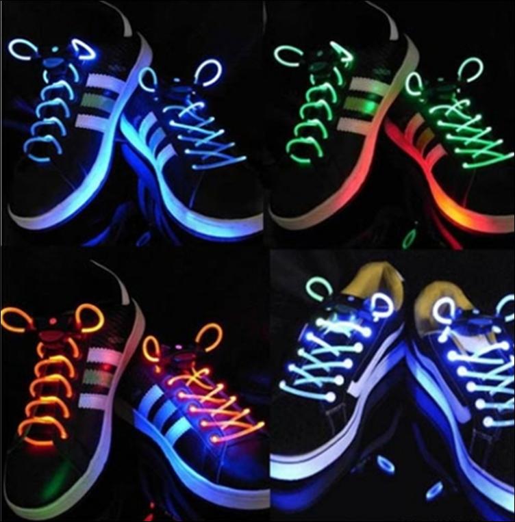 Tali Sepatu Nyala Shoelace LED Barang Unik China 146