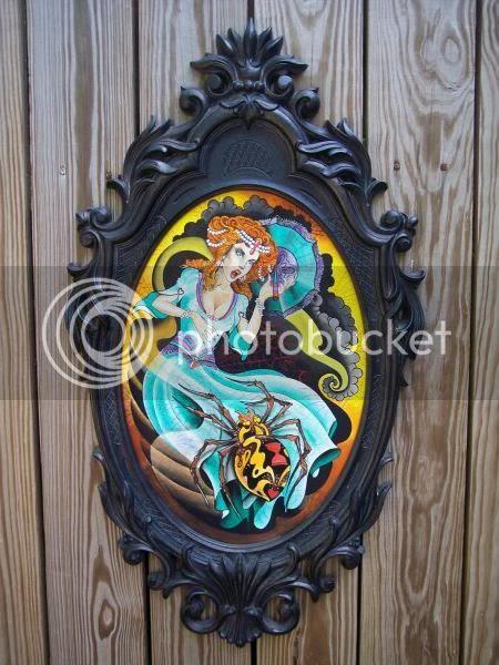 neal scoggins miss muffett painting