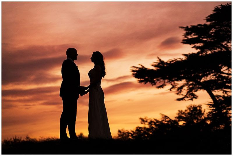 Sunset wedding at Down Hall Hotel photo Down Hall Wedding Photography 27_1.jpg