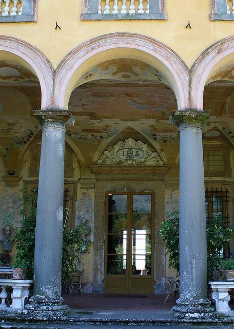 Villa Torrigiani, Tuscany, Italy