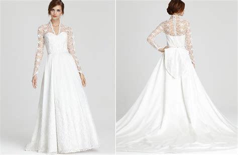 abs wedding dress kate middleton inspired