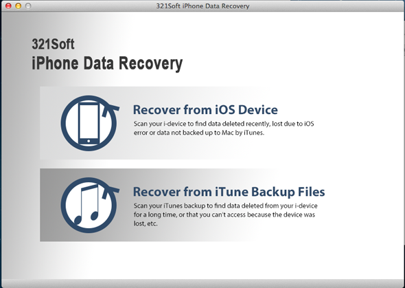 How to Recover Lost Photos from iPhone on Mac