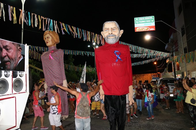 Carnaval demonstrou: povo quer enfrentar os golpistas