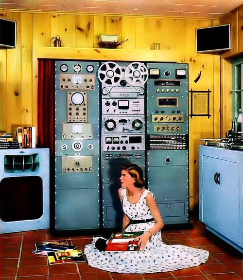 Cozinha com Mainframe