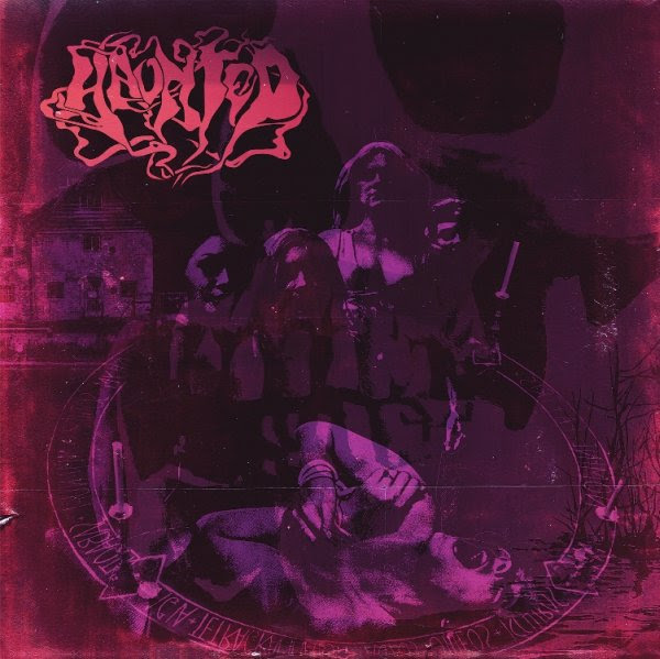 Haunted - Haunted Album Cover