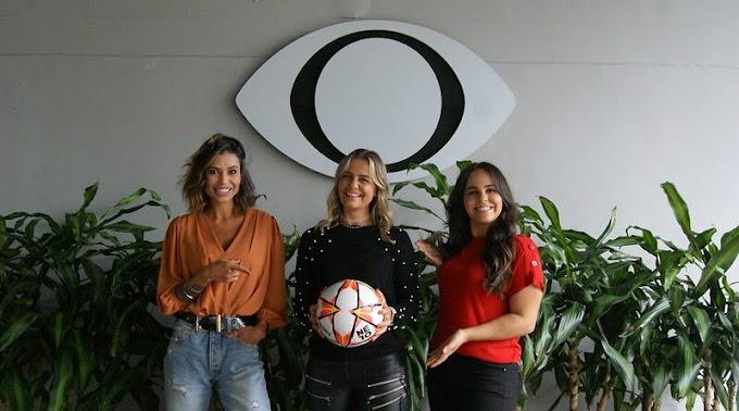 Audiência da Band aumenta em 111% com jogo do Brasileiro Feminino