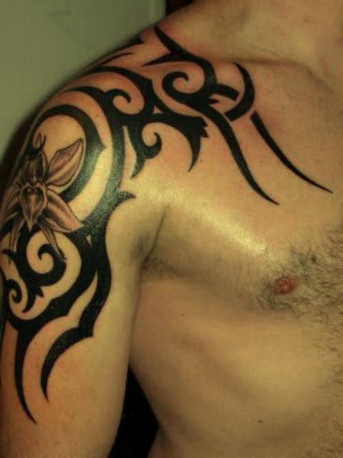 Latest Tribal Arm Tattoos Designs Tattoomagz