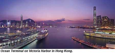 Hong Kong Ocean Terminal