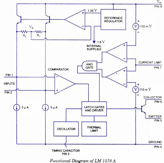 LM1578A Switching Voltage Regulator