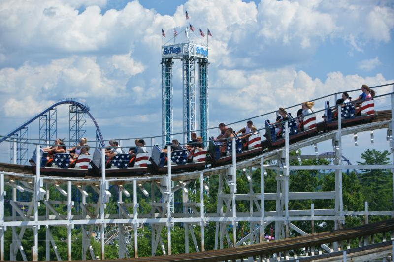 Six Flags New England Saving Admission & Animals