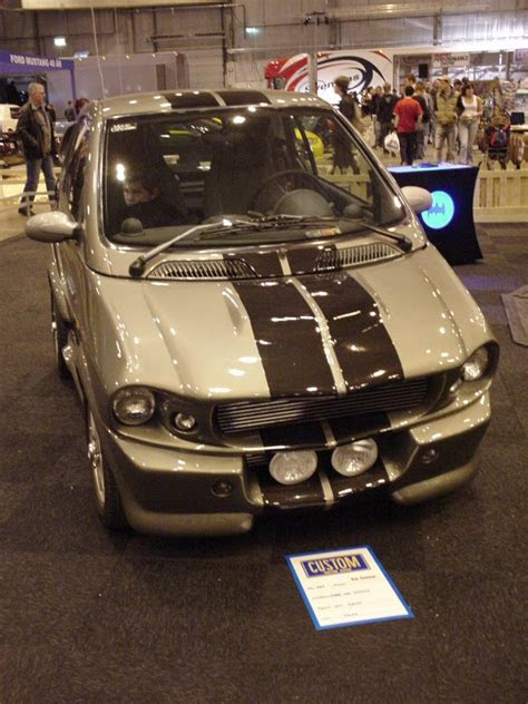 smart fortwo shelby mustang gt eleanor replica