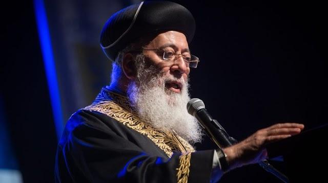 Rabinos principais: olhe os sinais, o Messias está chegando