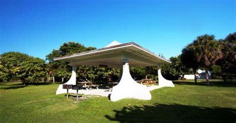Picnic Pavillion at Bill Baggs Cape Florida State Park
