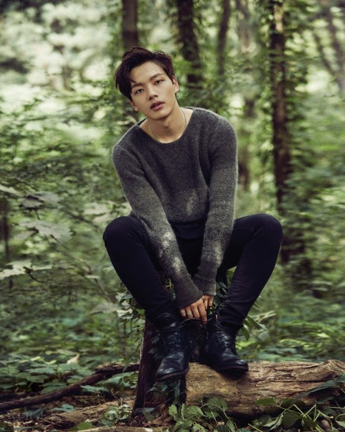 Yeo Jin Goo for Vogue Korea September 2015. Photographed by Kim Do Won