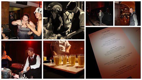 Speakeasy Collage