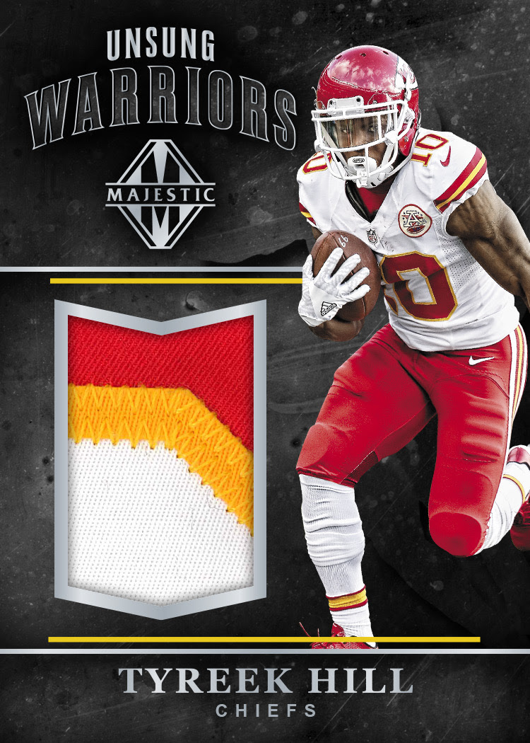 2017 Panini Majestic NFL Football Cards Checklist