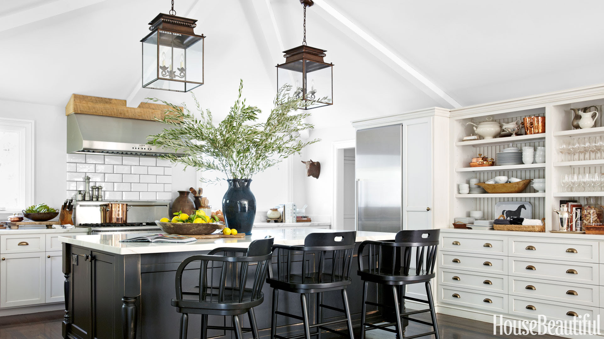 20 Kitchen Lighting Ideas - Light Fixtures for Home Kitchens
