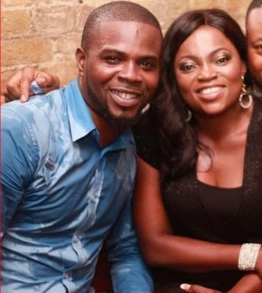 Image result for images of funke akindele and hubby
