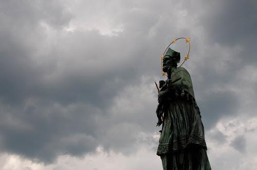 St. John of Nepomuk, Charles Bridge, Prague