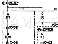 Repair Diagrams for 1996 Mazda 626 Engine, Transmission ...