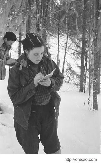 17-) Dyatlov'un Kamerasından, 1959
