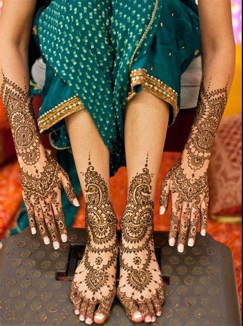 25  Best Ideas about Bridal Mehndi on Pinterest   Bridal