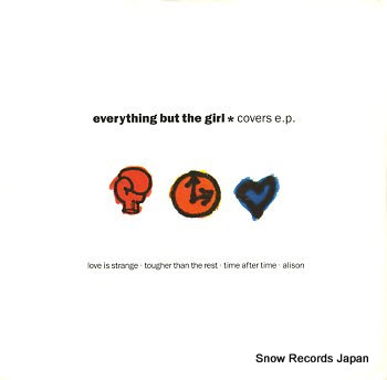 EVERYTHING BUT THE GIRL covers e.p.