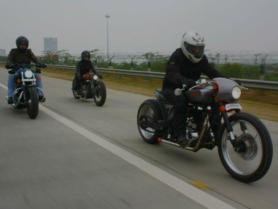Zeena, Shunya ride impressions