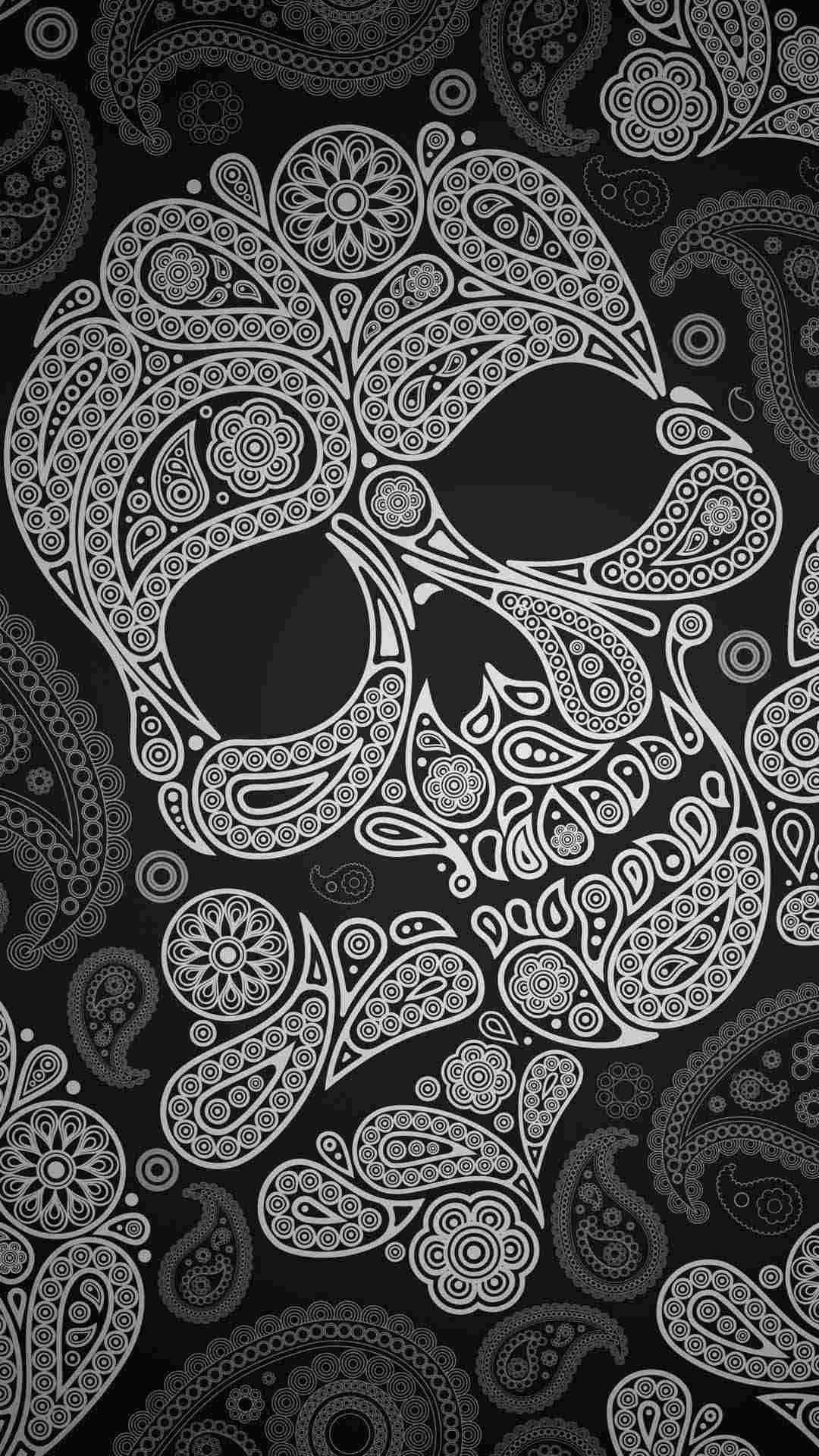 Sugar Skull Wallpaper For Iphone 62 Images