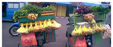 tukang sayur