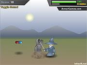 Jogar Angry old wizard Jogos