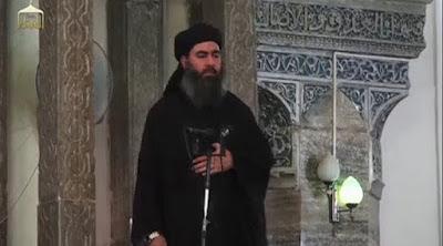 Iraqi Intelligence: Islamic State Leader Baghdadi Hiding Near Iraq-Syria Border