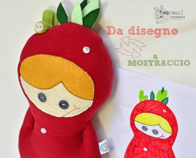http://mostracci.com/2014/06/17/da-un-disegno-dei-bambini-fragolina-e-il-bruco/