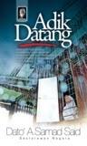 [Buku] Adik Datang (A Samad Said)