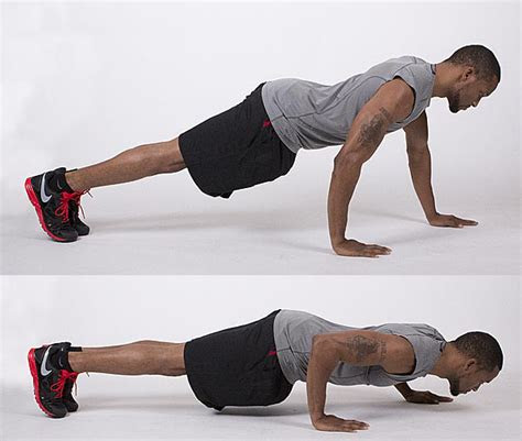 challenging muscle building push ups stack
