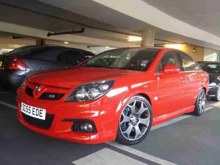 Vectra VXR, 44k miles, FSH, RED! PRICE DROP NEW PHOTOS
