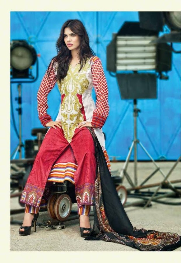 Womens-Girl-Dress-Reeva-Designer-Embroidered-Lawn-Collection-2013-By-Shariq-Textile-14