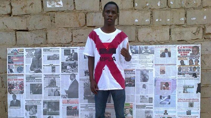 O rap e o ativismo pelos direitos humanos em Angola I