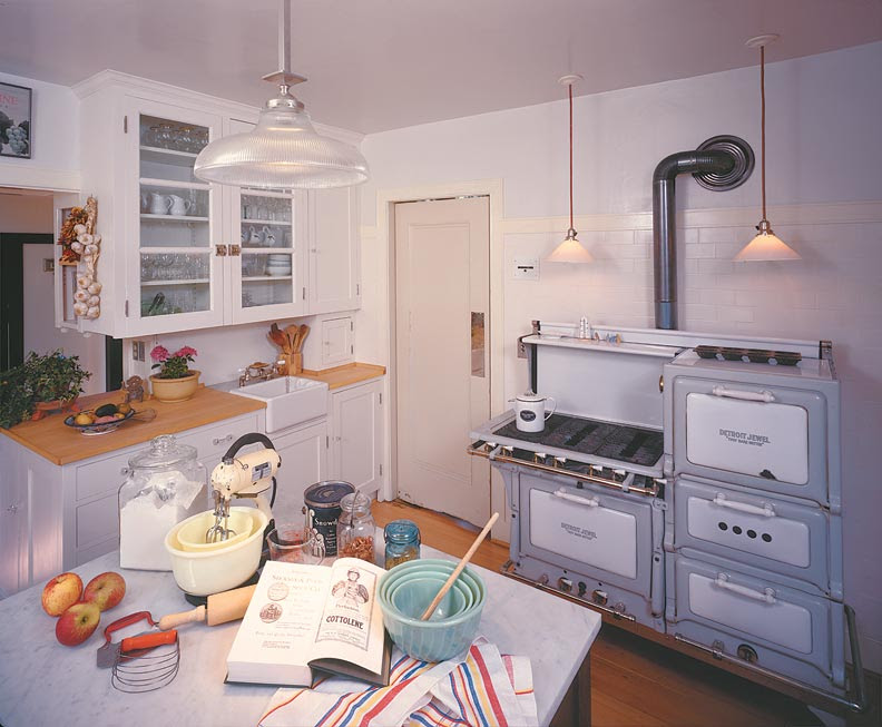 How To Choose a Stove for an Old House - Old-House Online ...