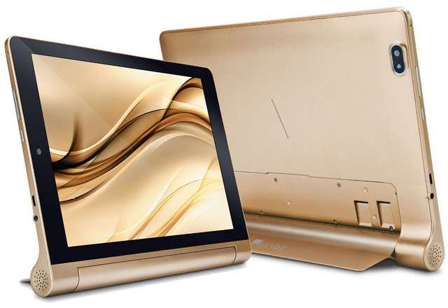 "iBall Launches Slide Brace-X1 4G with VoLTE, 10.1"" WXGA Display, 2GB RAM"