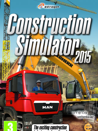 Construction Simulator 2015 Game PC